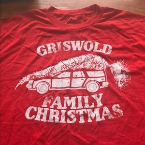 Griswold Christmas Vacation T Shirt